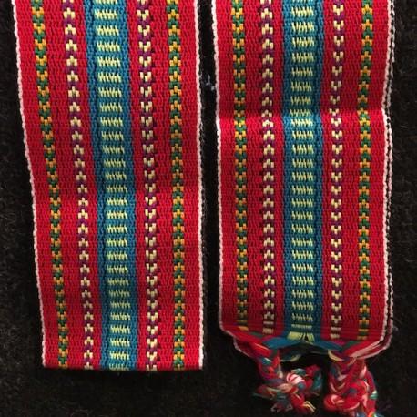 compras liquidación de venta caliente gama muy codiciada de Cinturón Rojo peruano de Ancash - Perú - EL INTI - Tu Tienda ...