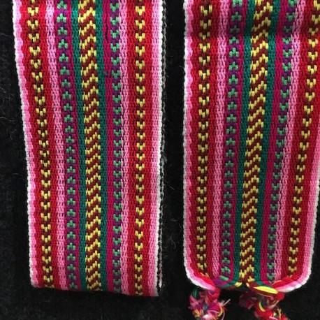 elegante y elegante encanto de costo una gran variedad de modelos Cinturón Rosado peruano de Ancash - Perú - EL INTI - Tu Tienda peruana