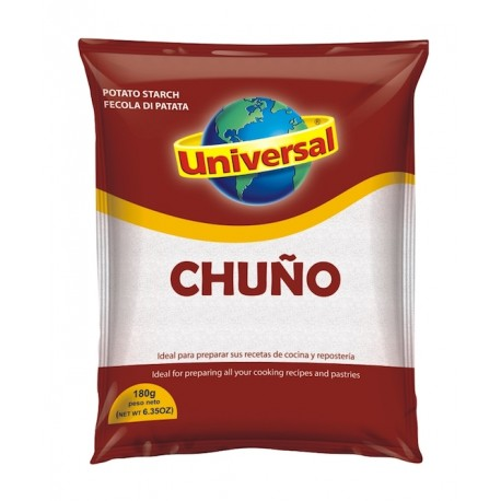 Harina de Chuño para Mazamorras Universal 180g